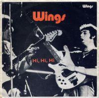 Cover Wings - Hi Hi Hi