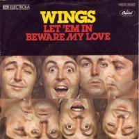 Cover Wings - Let 'Em In