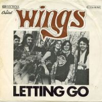 Cover Wings - Letting Go