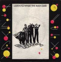 Cover Wings - Listen To What The Man Said