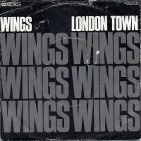 Cover Wings - London Town