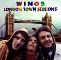 Cover Wings - London Town Session
