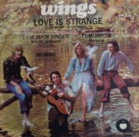 Cover Wings - Love Is Strange