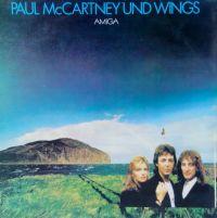 Cover Wings - Paul McCartney und Wings