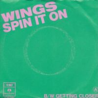 Cover Wings - Spin It On