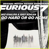 Cover Wiz Khalifa & Iggy Azalea - Go Hard Or Go Home