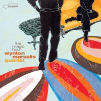 Cover Wynton Marsalis Quartet - The Magic Hour