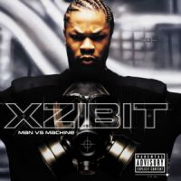 Cover Xzibit - Man vs. Machine