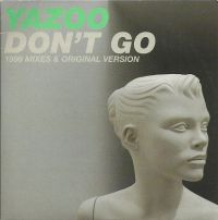 Cover Yazoo - Don't Go 1999 Mix
