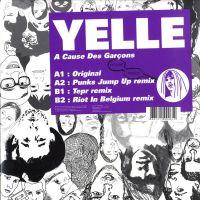 Cover Yelle - À cause des garçons