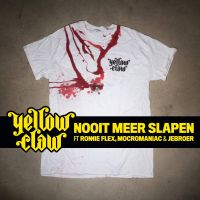 Cover Yellow Claw feat. Ronnie Flex, MocroManiac & Jebroer - Nooit meer slapen