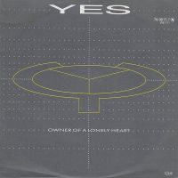 Cover Yes - Owner Of A Lonely Heart