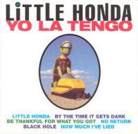 Cover Yo La Tengo - Little Honda (EP)