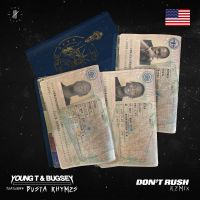 Cover Young T & Bugsey feat. Busta Rhymes - Don't Rush