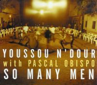 Cover Youssou N'Dour with Pascal Obispo - So Many Men
