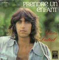Cover Yves Duteil - Prendre un enfant