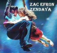 Cover Zac Efron & Zendaya - Rewrite The Stars