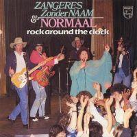 Cover Zangeres Zonder Naam & Normaal - Rock Around The Clock