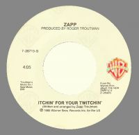 Cover Zapp - Itchin' For Your Twitchin'