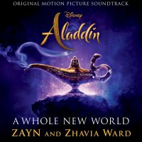 Cover Zayn & Zhavia Ward - A Whole New World (End Title)