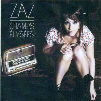 Cover Zaz - Champs Élysées