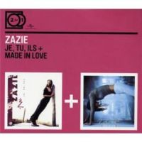 Cover Zazie - 2 For 1: Je, tu, ils + Made In Love