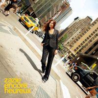 Cover Zazie - Encore heureux
