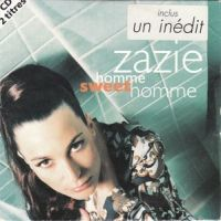 Cover Zazie - Homme sweet homme