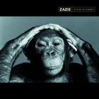 Cover Zazie - Je suis un homme