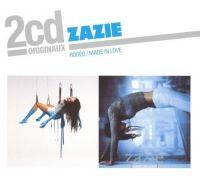 Cover Zazie - Rodéo + Made In Love