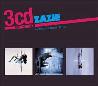 Cover Zazie - Rodéo + Made In Love + Totem