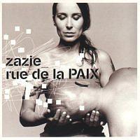 Cover Zazie - Rue de la paix