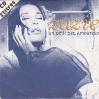 Cover Zazie - Un petit peu amoureux