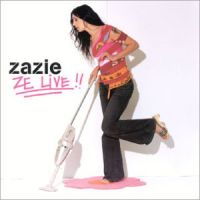 Cover Zazie - Ze Live!!