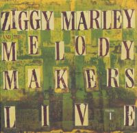 Cover Ziggy Marley And The Melody Makers - Live - Volume 1