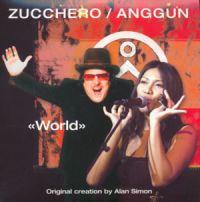Cover Zucchero / Anggun - World