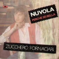 Cover Zucchero Fornaciari - Nuvola