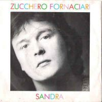 Cover Zucchero Fornaciari - Sandra