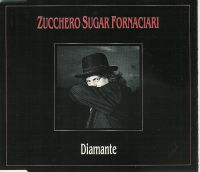 Cover Zucchero Sugar Fornaciari - Diamante