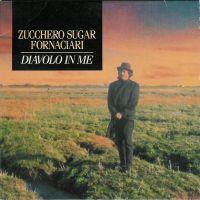 Cover Zucchero Sugar Fornaciari - Diavolo in me