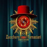 Cover Zucchero Sugar Fornaciari - Freedom