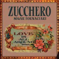 Cover Zucchero Sugar Fornaciari - Love Is All Around