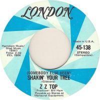 Cover ZZ Top - (Somebody Else Been) Shaking Your Tree