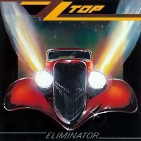 Cover ZZ Top - Eliminator