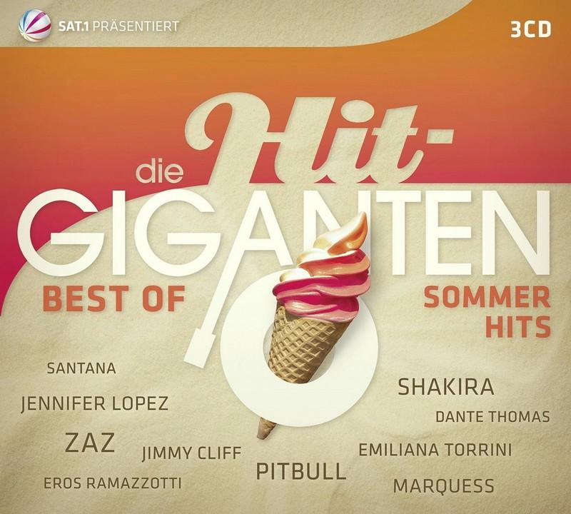 Hit Giganten Weihnachten.Ultratop Be Die Hit Giganten Best Of Sommerhits