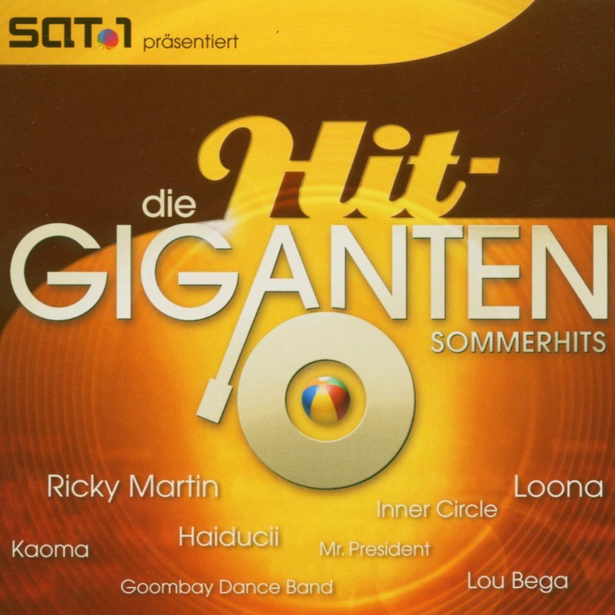 Hit Giganten Weihnachten.Ultratop Be Die Hit Giganten Sommerhits