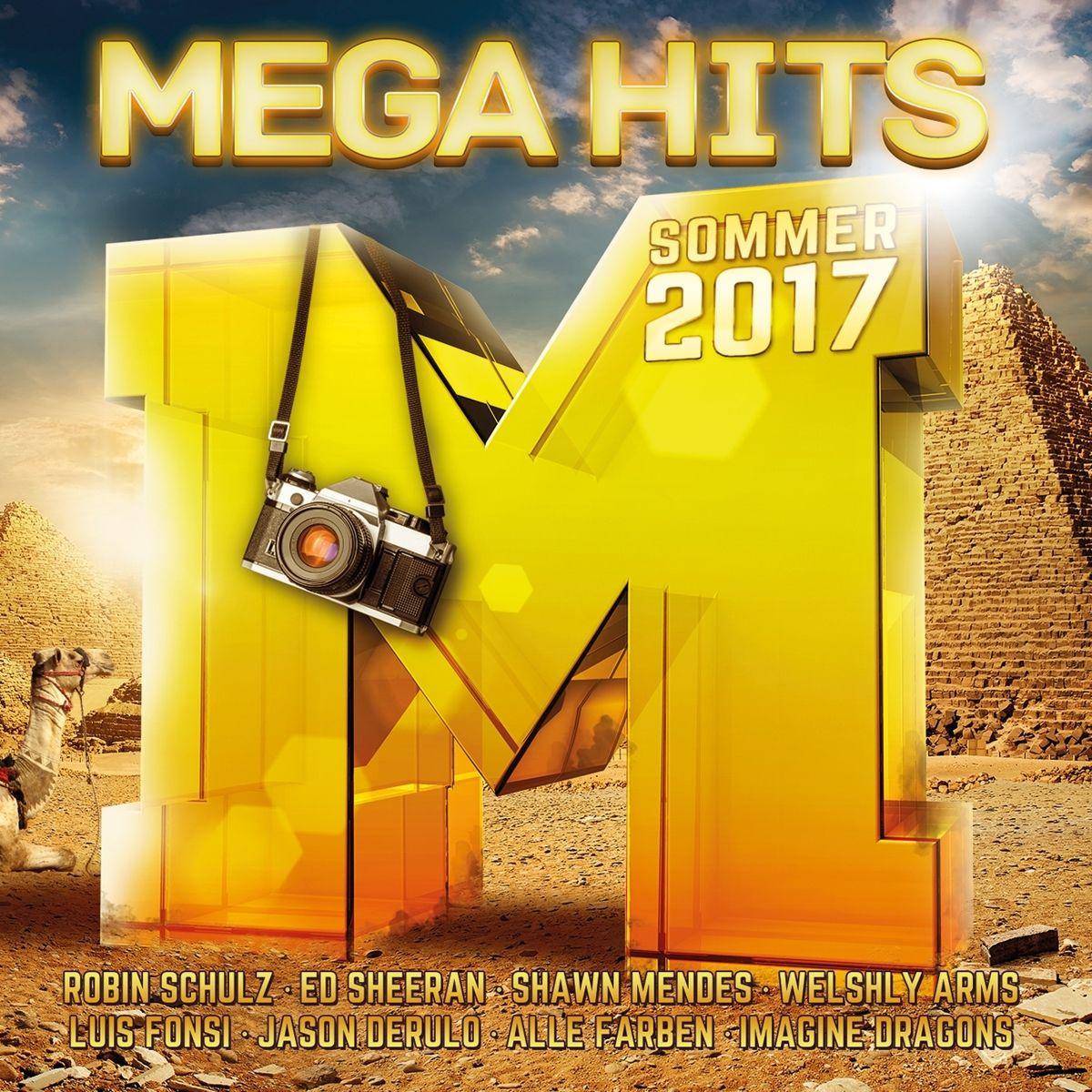 Ultratopbe Megahits Sommer 2017