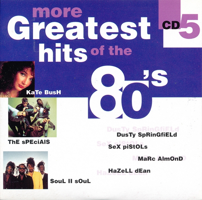 ultratop be - More Greatest Hits Of The 80's