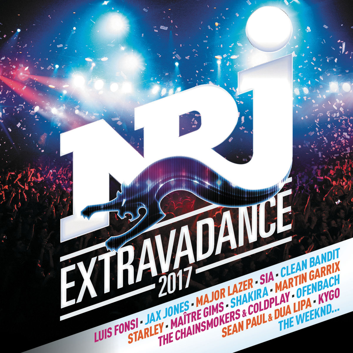 album nrj extravadance 2017