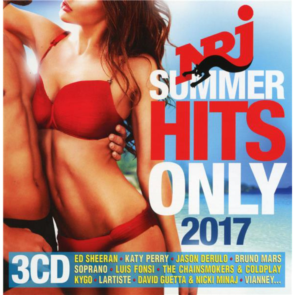 ultratop be - NRJ Summer Hits Only 2017